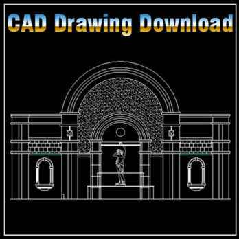 Architecture Decoration Drawing 2